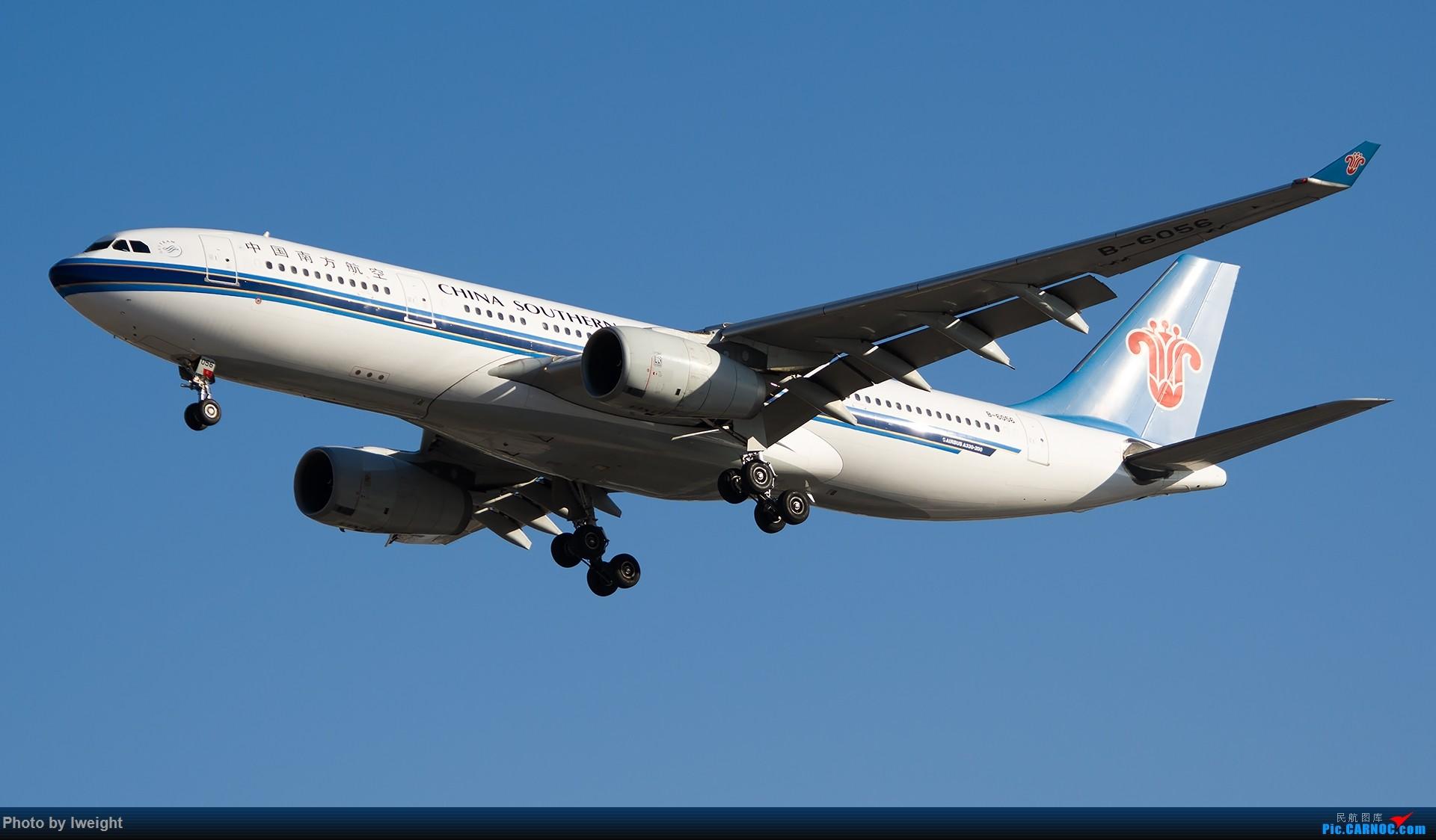 Re:[原创]北京难得的好天气,随手拍了一些渣图【2015-01-27】 AIRBUS A330-200 B-6056 中国北京首都国际机场