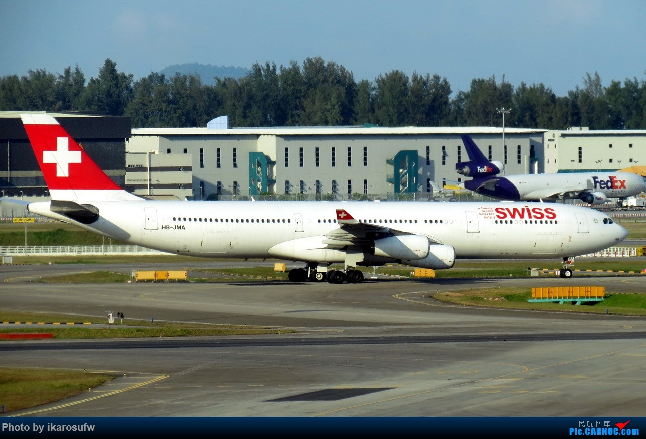 Re:[原创]JetStar捷星航空 A330-200 AIRBUS A340-300 HB-JMA SIN