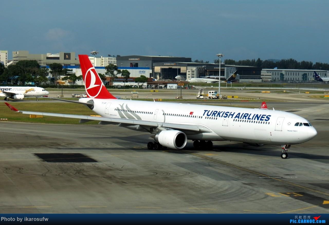 Re:[原创]JetStar捷星航空 A330-200 AIRBUS A330-300 TC-JNT SIN