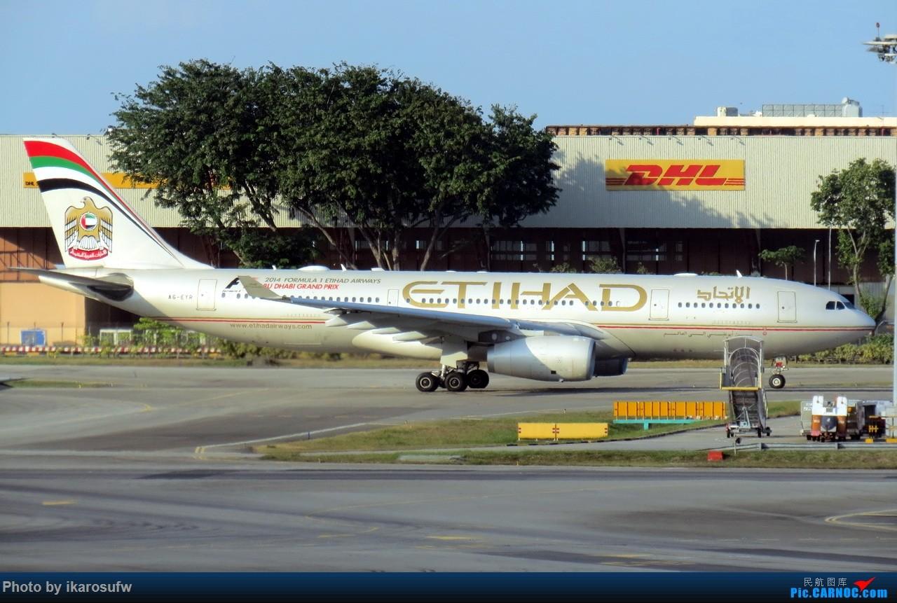Re:[原创]JetStar捷星航空 A330-200 AIRBUS A330-200 A6-EYR SIN