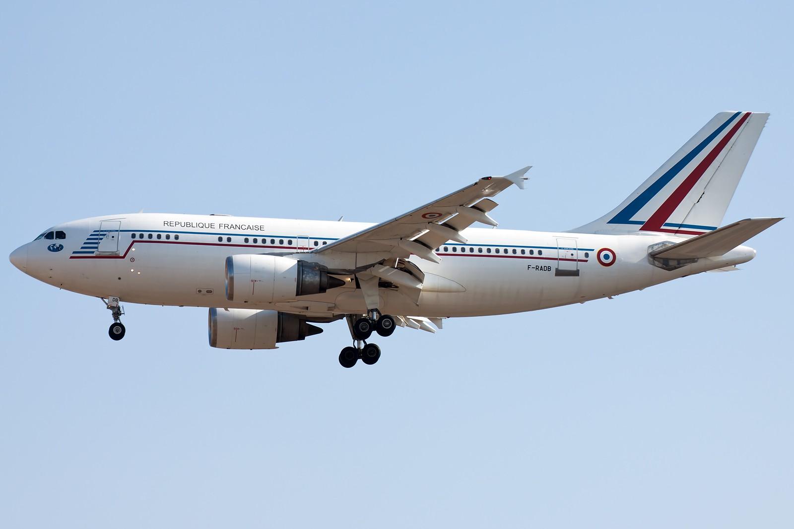 [原创]F-RADB A310-304 AIRBUS A310-304 F-RADB 中国北京首都国际机场