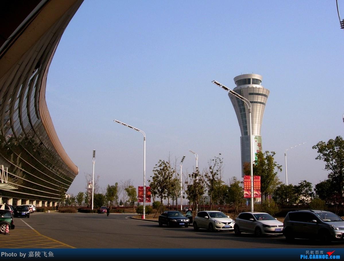 Re:2015第一拍----飞向无锡,体验新桥HFE    中国合肥新桥国际机场