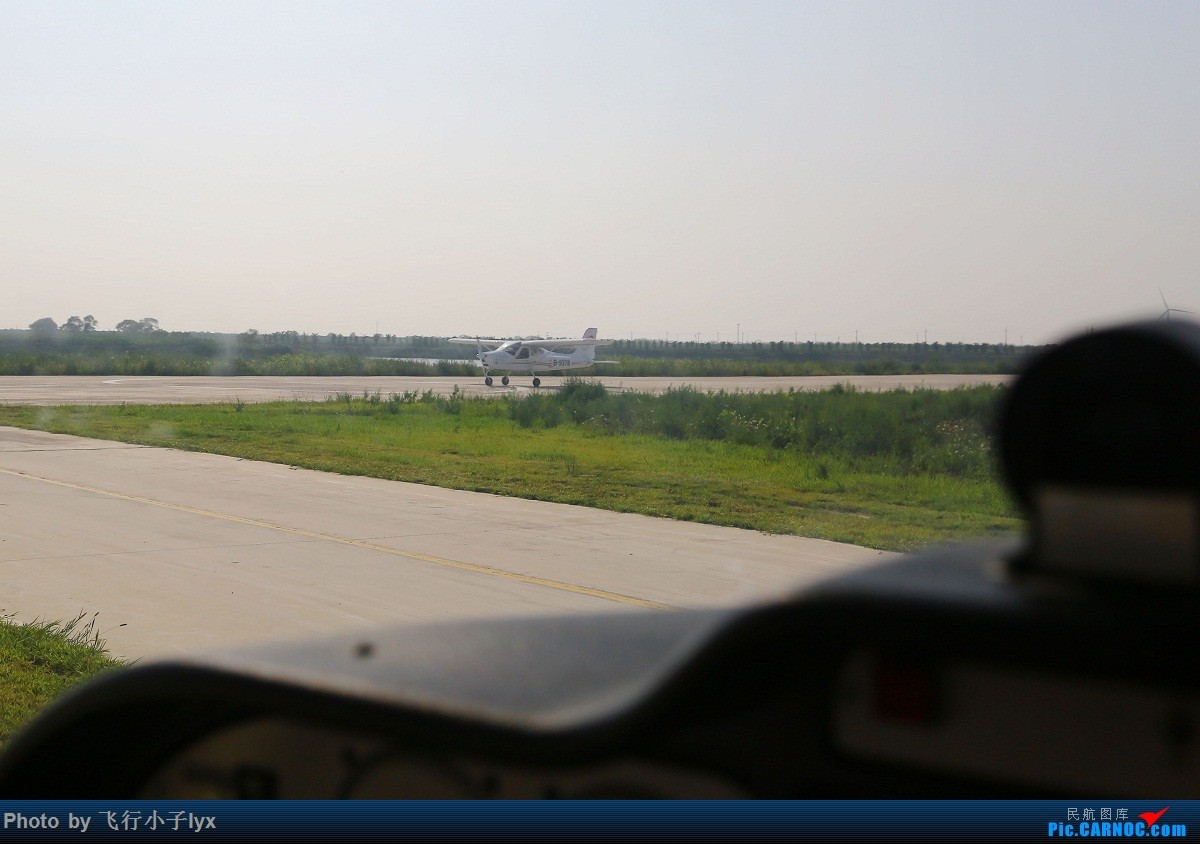 [原创]【轩仔窦庄行】最后一帖——跟着固定翼去训练+老板带我去玩A2A(标题长,帖子更长! TECNAM P92 JS B-9378 天津窦庄机场