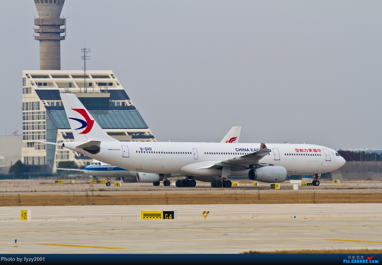 Re:[原创][无锡西站]MU A330系列(332+333)(新增新装332 B-5961) AIRBUS A330-300 B-6119 中国上海浦东国际机场