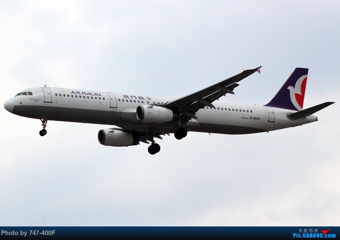 Re:[原创]1月最后一天ZSSS 36R打机 AIRBUS A321-200 B-MAP 中国上海虹桥国际机场