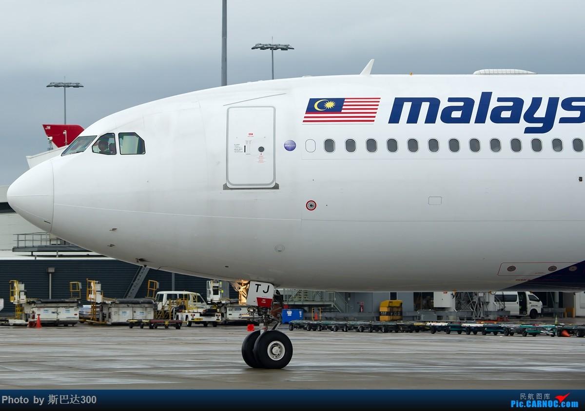 Re:MAS Kargo附带马来西亚客机大头一张 AIRBUS A330-200 9M-MTJ 澳大利亚悉尼金斯福德·史密斯机场