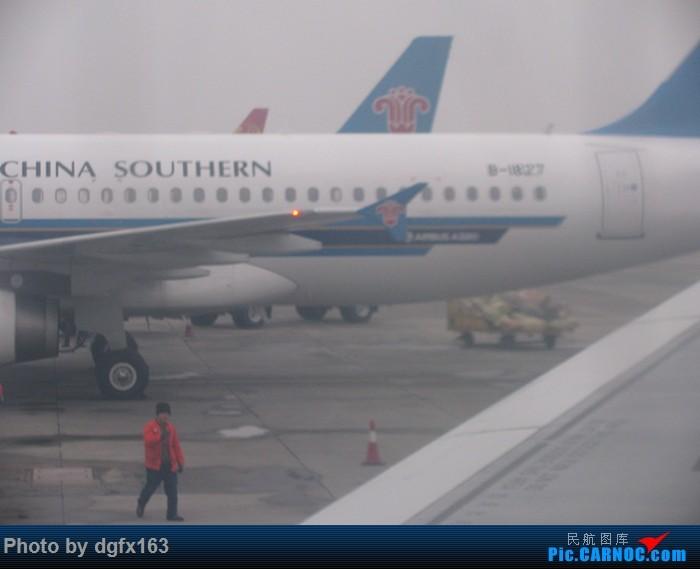 Re:[原创]【dgfx163的游记(1)】中国南方航空 A321-200 大连DLC-杭州HGH 南航11.8年的321,第一次发正式贴! AIRBUS A320 B-1827 中国大连周水子国际机场
