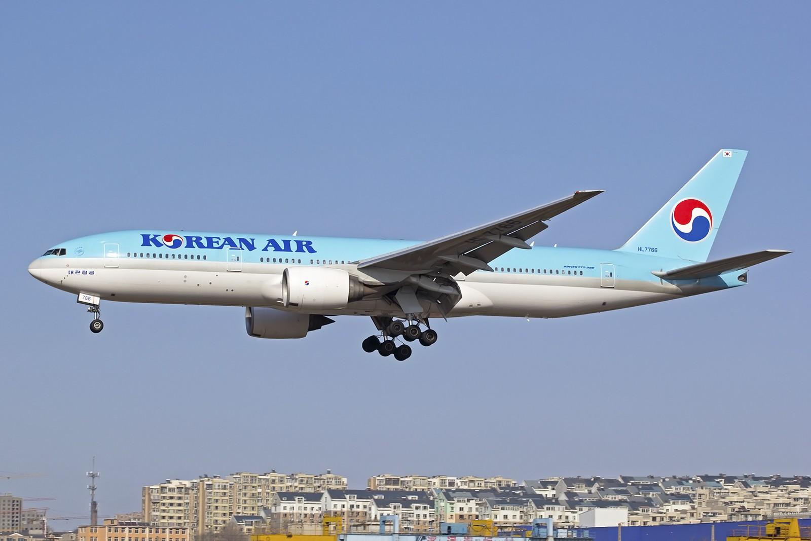 Re:[原创]2015年2月持续贴 BOEING 777-200ER  中国大连周水子国际机场