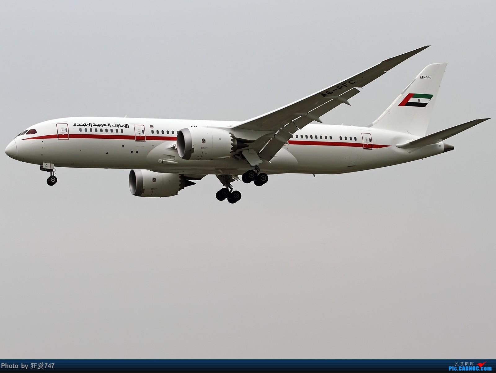 Re:[原创]这些年首都机场的787们 BOEING 787-8 A6-PFC 中国北京首都国际机场