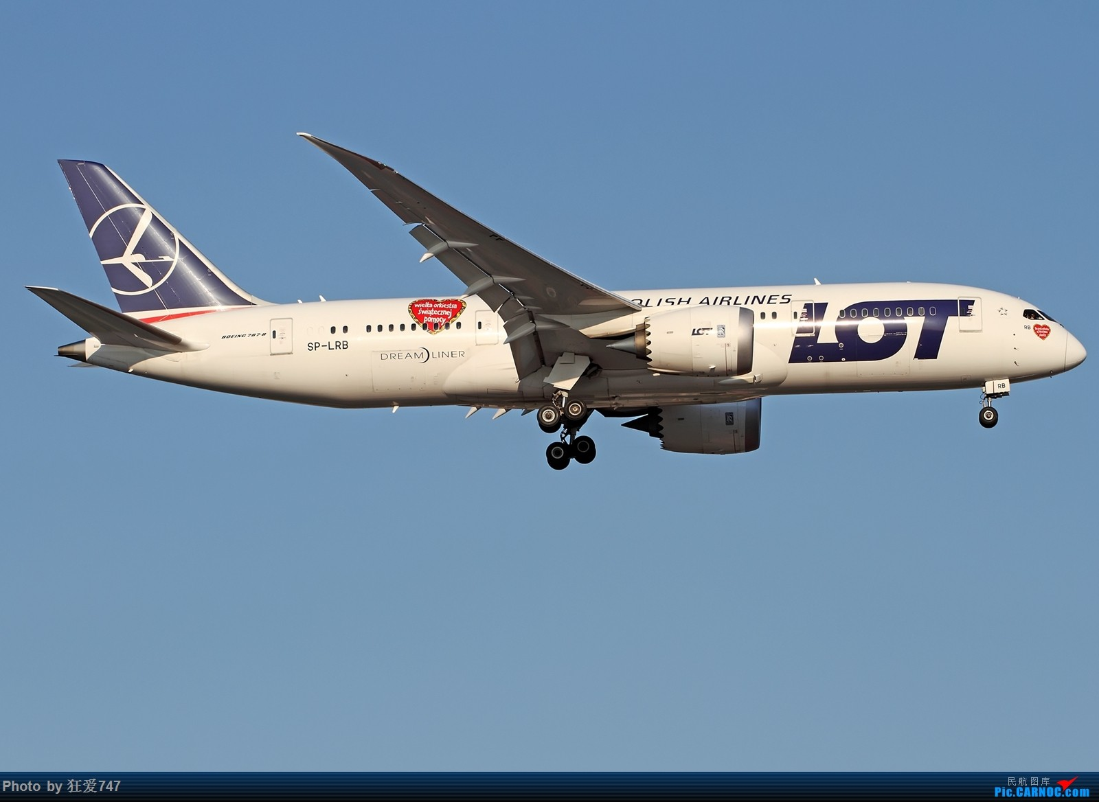 Re:[原创]这些年首都机场的787们 BOEING 787-8 SP-LRB 中国北京首都国际机场