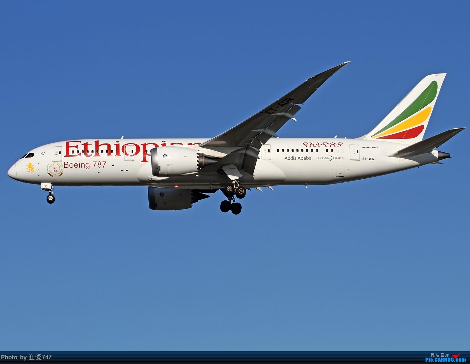 Re:[原创]这些年首都机场的787们 BOEING 787-8 ET-AOR 中国北京首都国际机场