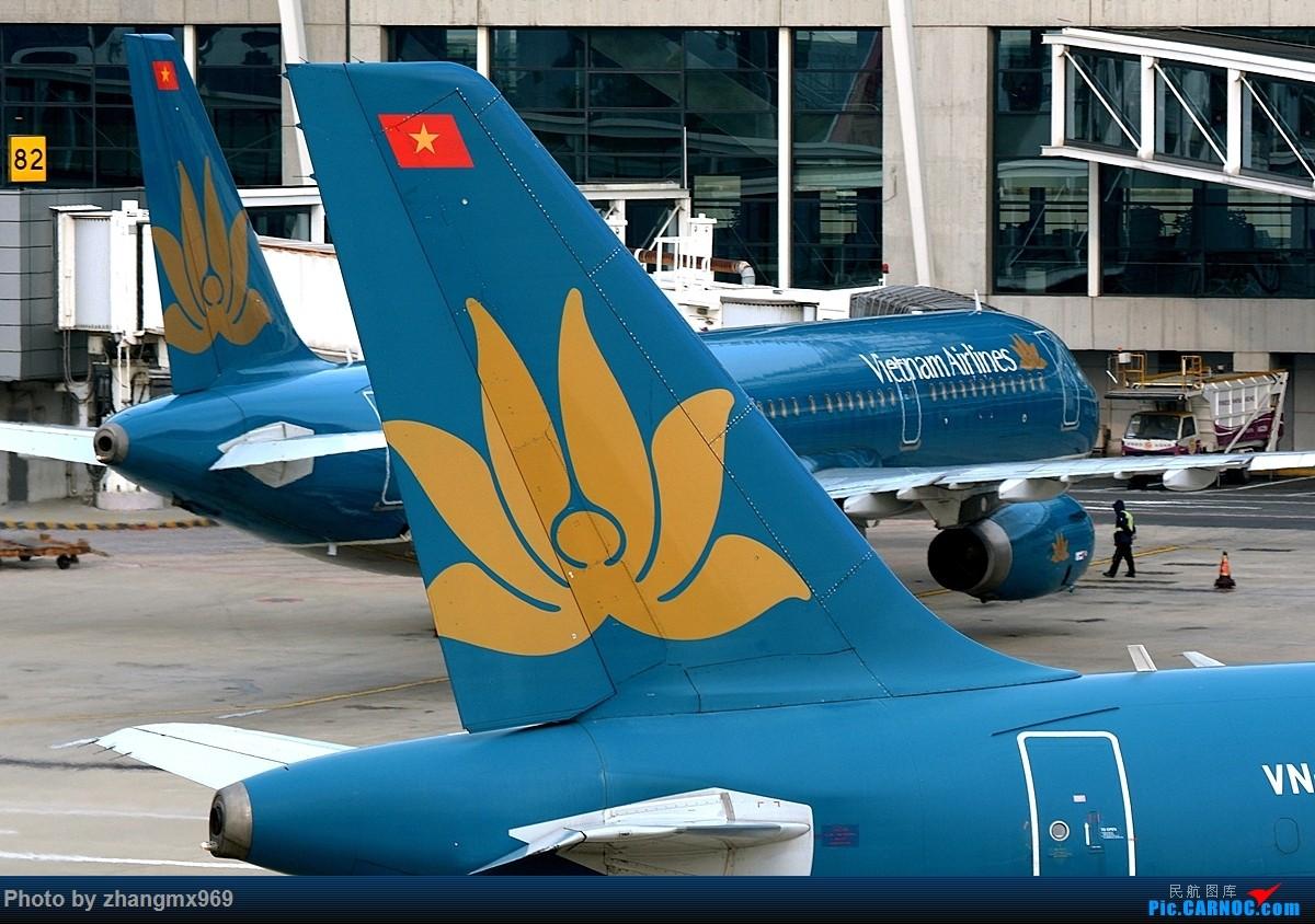 [原创]越南航空 AIRBUS A321 VN-A357 中国上海浦东国际机场