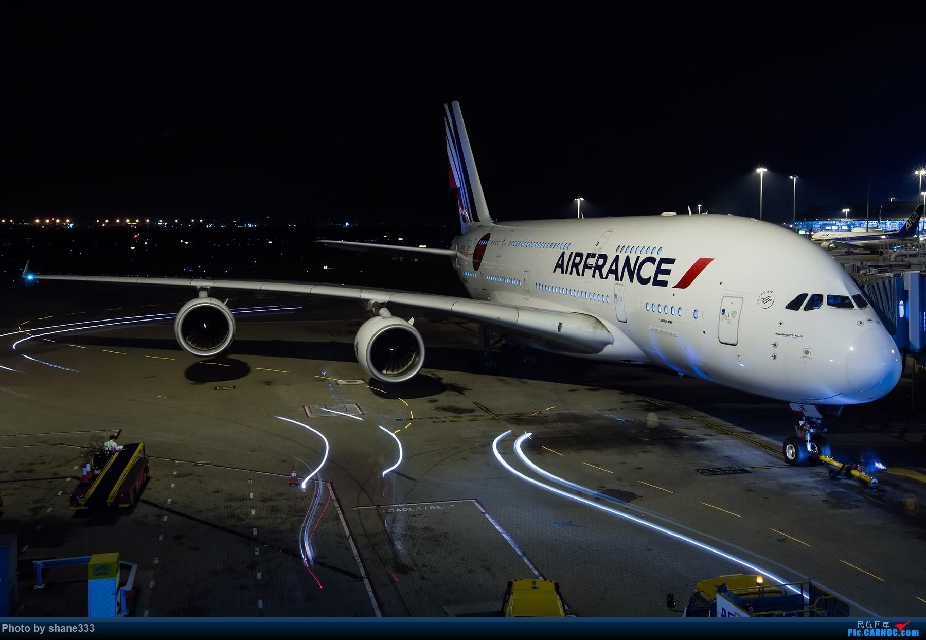 Re:[原创]夜太美 AIRBUS A380-800 F-HPJE 中国香港赤鱲角国际机场