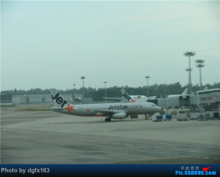 Re:[原创]【dgfx163的游记(4)】 中国国际航空 A330-300 新加坡SIN-北京PEK 回国,坐特价的国际航空! AIRBUS A320  新加坡樟宜机场