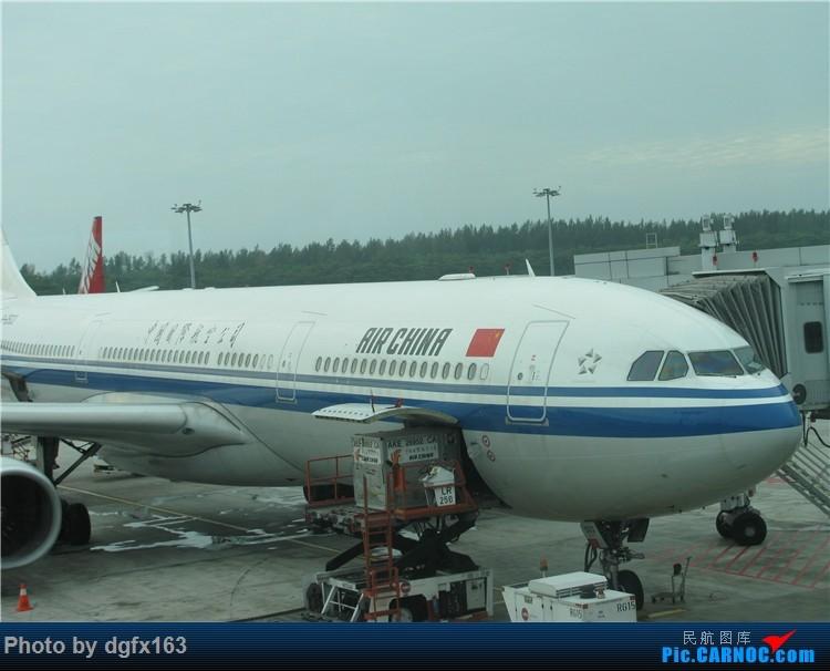 Re:[原创]【dgfx163的游记(4)】 中国国际航空 A330-300 新加坡SIN-北京PEK 回国,坐特价的国际航空! AIRBUS A330-300 B-6503 新加坡樟宜机场