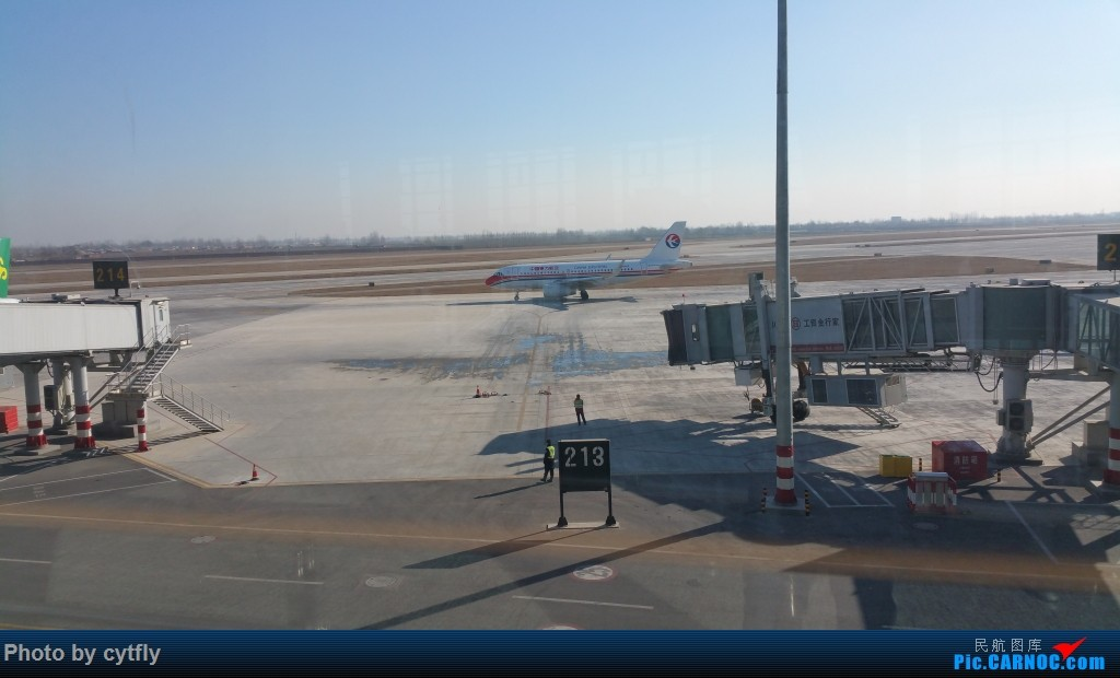 Re:[原创]SJW-SYX-PEK 三亚Holiday AIRBUS A319-100 B-6463 中国石家庄正定国际机场