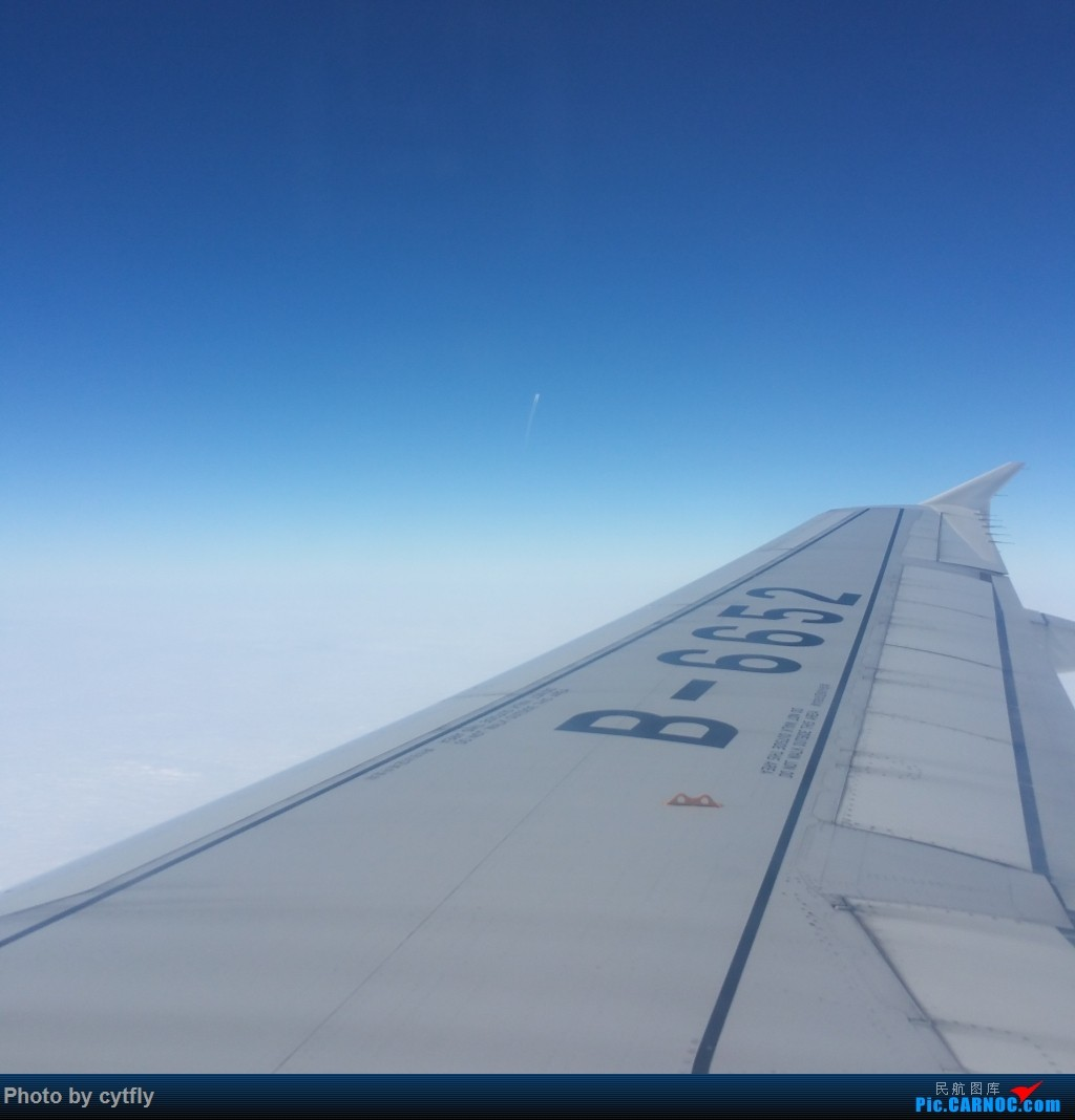 Re:[原创]SJW-SYX-PEK 三亚Holiday AIRBUS A320-200 B-6652 中国石家庄正定国际机场