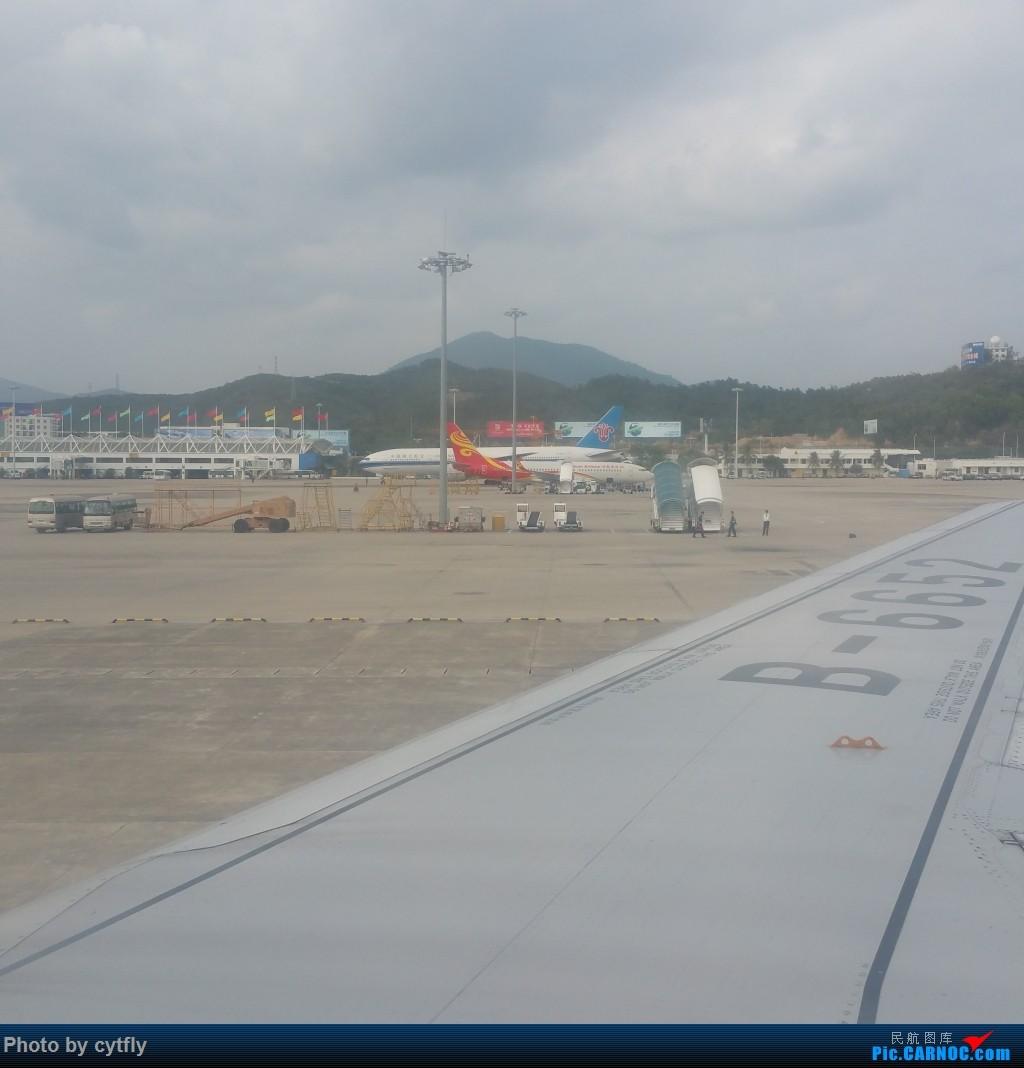 Re:[原创]SJW-SYX-PEK 三亚Holiday BOEING 777-200  中国三亚凤凰国际机场