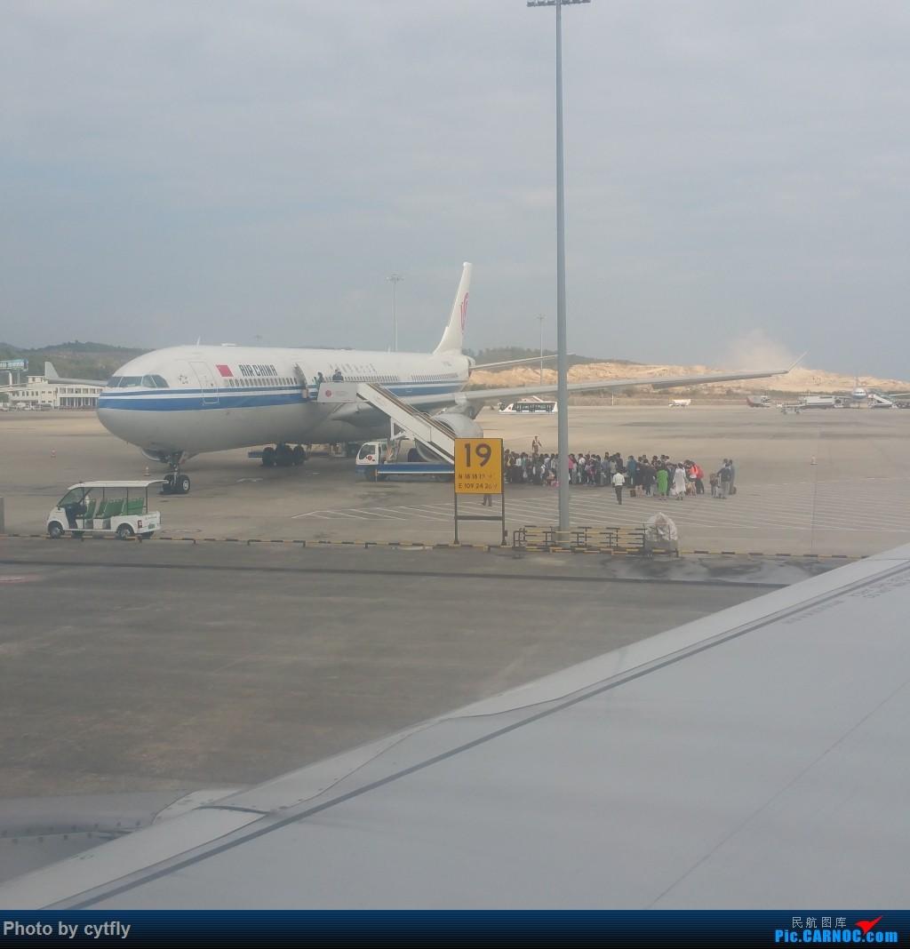 Re:[原创]SJW-SYX-PEK 三亚Holiday AIRBUS A330-200  三亚凤凰国际机场
