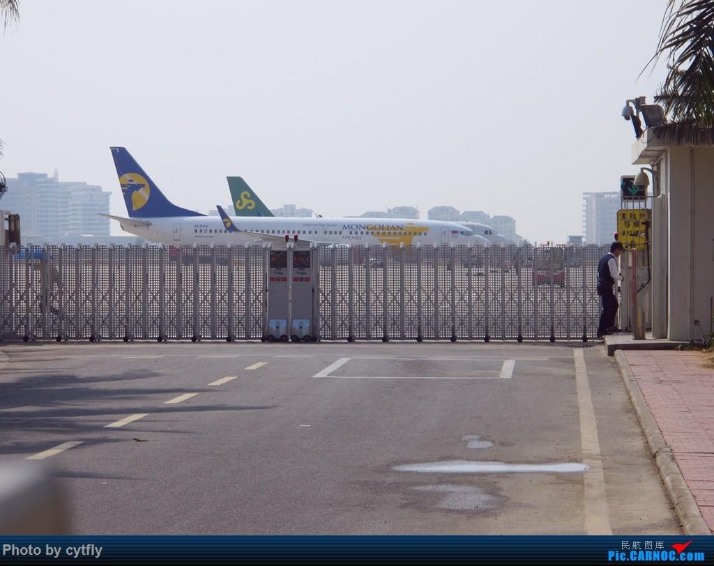 Re:[原创]SJW-SYX-PEK 三亚Holiday BOEING 737-800 EI-CXV 三亚凤凰国际机场