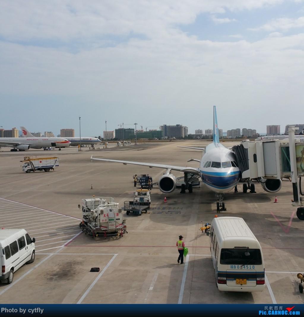Re:[原创]SJW-SYX-PEK 三亚Holiday AIRBUS A320-200 B-6652 中国三亚凤凰国际机场