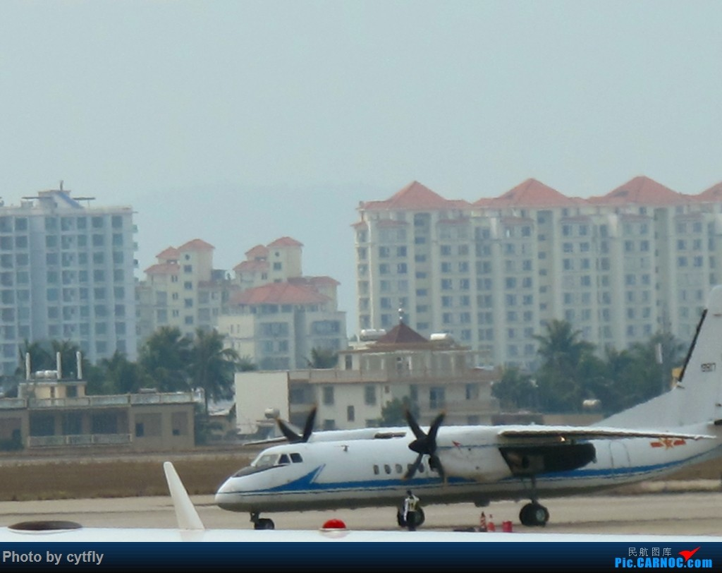 Re:[原创]SJW-SYX-PEK 三亚Holiday XIAN AIRCRAFT MA 60  三亚凤凰国际机场