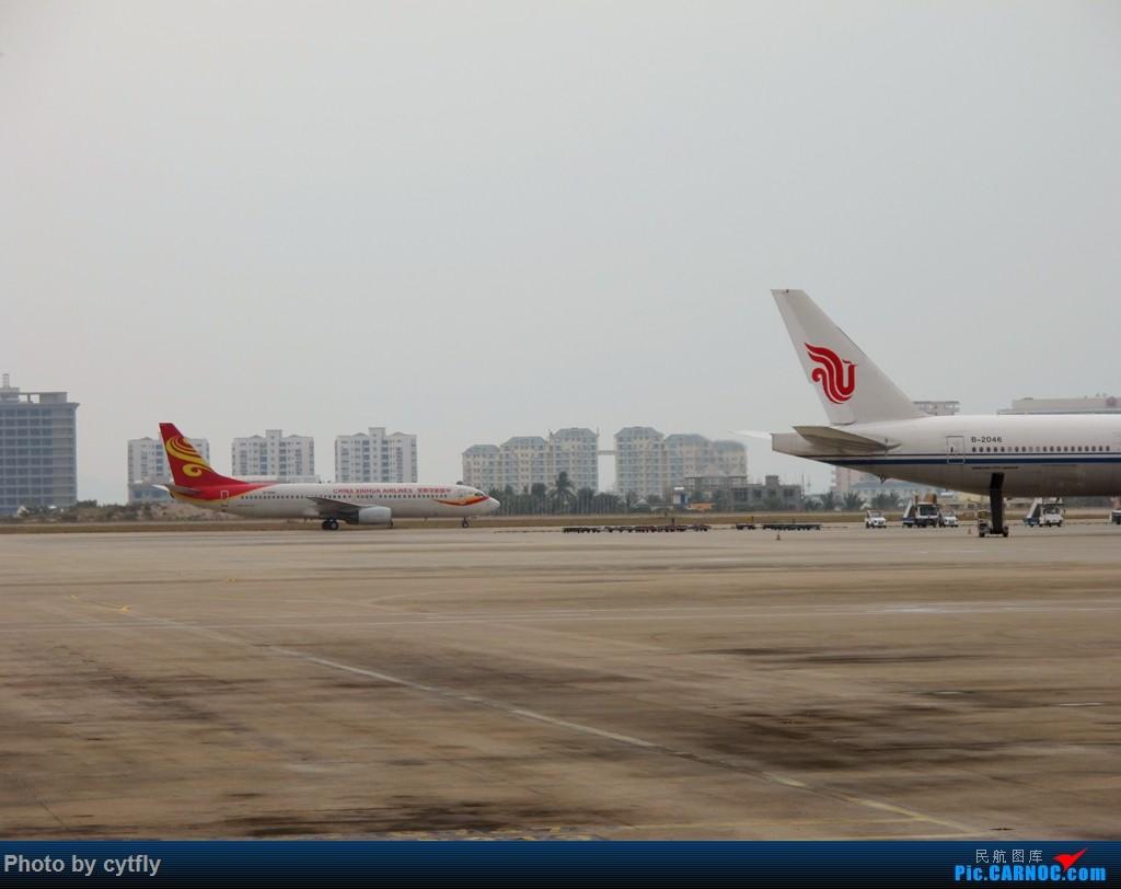 Re:[原创]SJW-SYX-PEK 三亚Holiday BOEING 737-800 B-5082 中国三亚凤凰国际机场