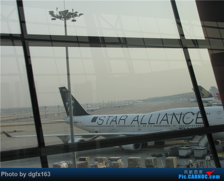 Re:[原创]【dgfx163的游记(4)】 中国国际航空 A330-300 新加坡SIN-北京PEK 回国,坐特价的国际航空! BOEING 747-400 HS-TGW 中国北京首都国际机场