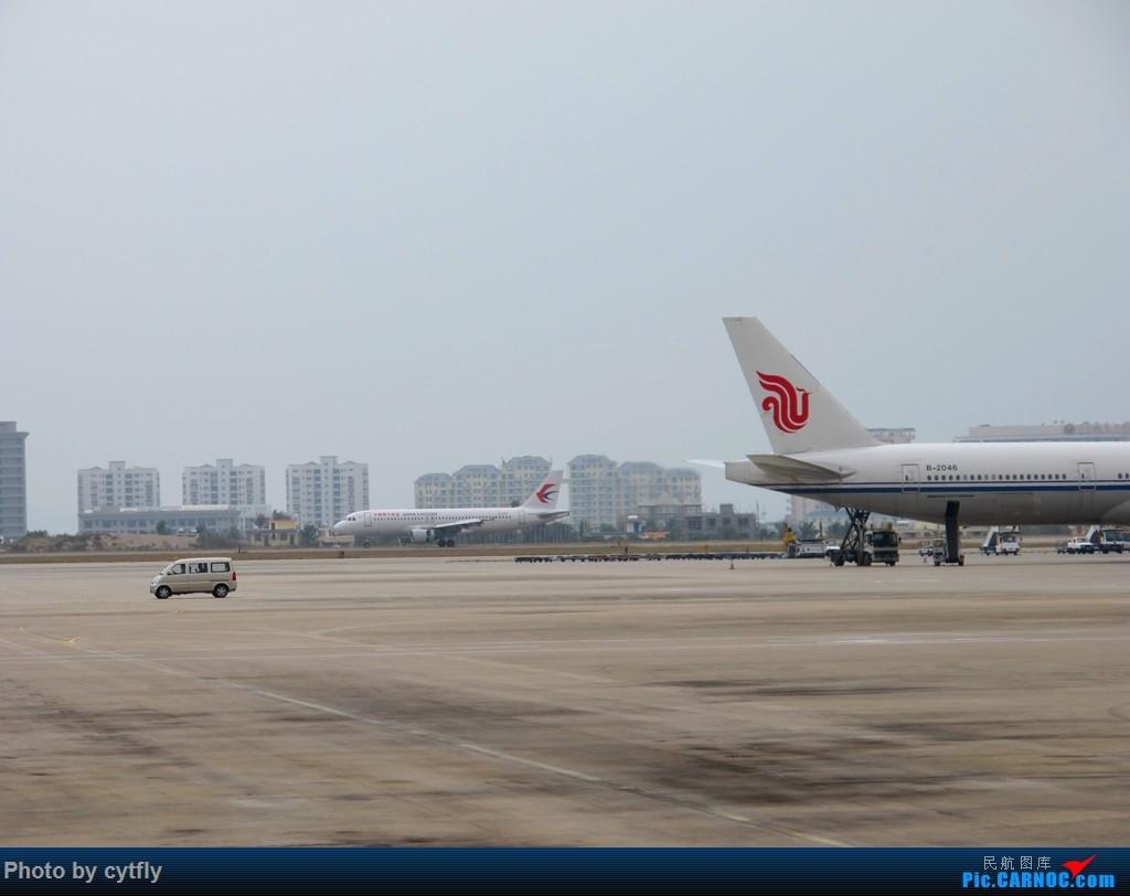 Re:[原创]SJW-SYX-PEK 三亚Holiday AIRBUS A320-200  三亚凤凰国际机场