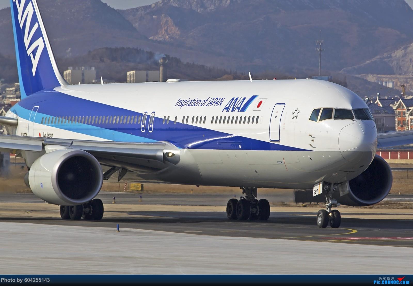 Re:[原创]2015年2月持续贴 BOEING 767-300  中国大连周水子国际机场