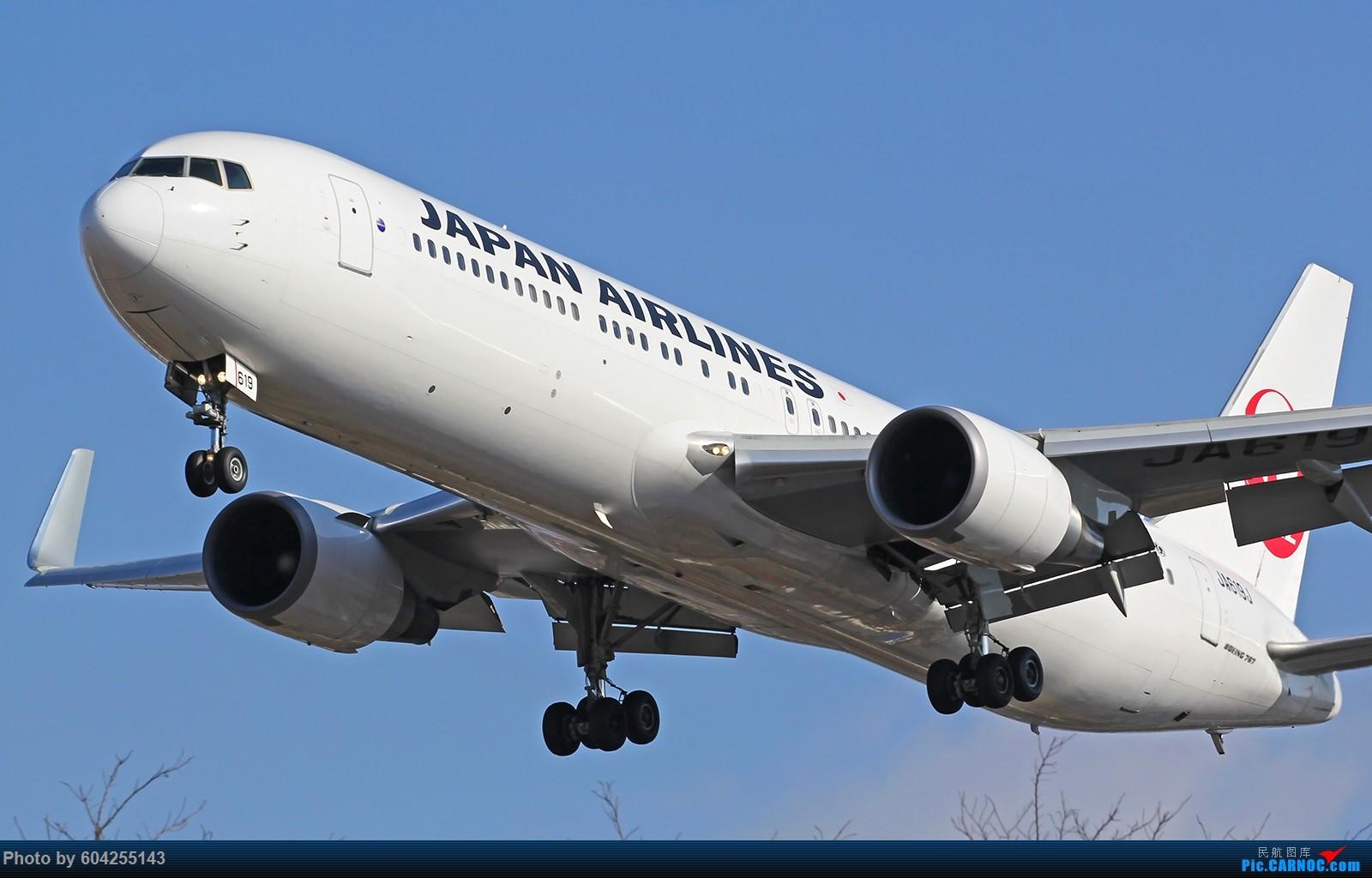Re:[原创]2015年2月持续贴 BOEING 767-300 JA619J 中国大连周水子国际机场