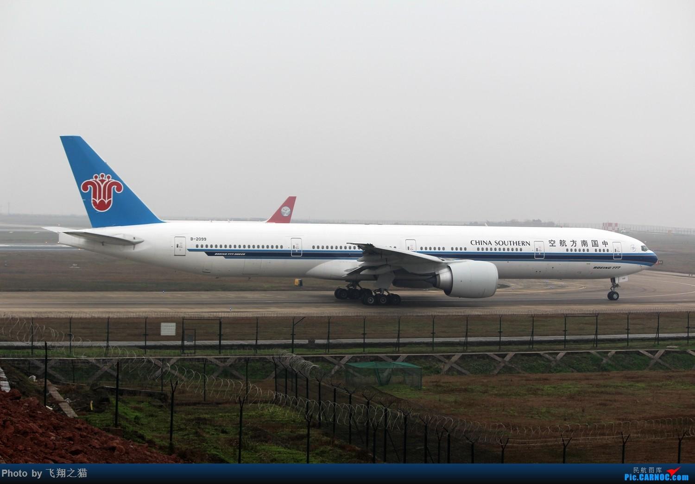 Re:[原创]2015CKG春运超级大烂天拍机篇 BOEING 777-300  重庆江北国际机场