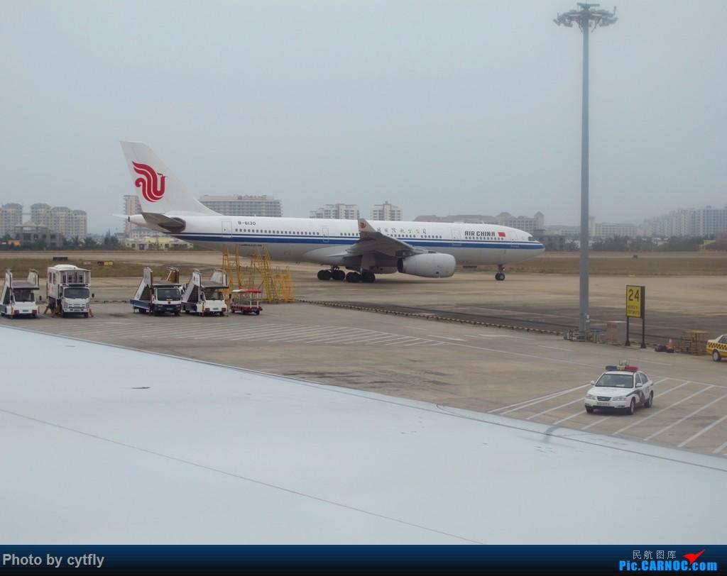 Re:[原创]SJW-SYX-PEK 三亚Holiday AIRBUS A330-200 B-6130 中国三亚凤凰国际机场