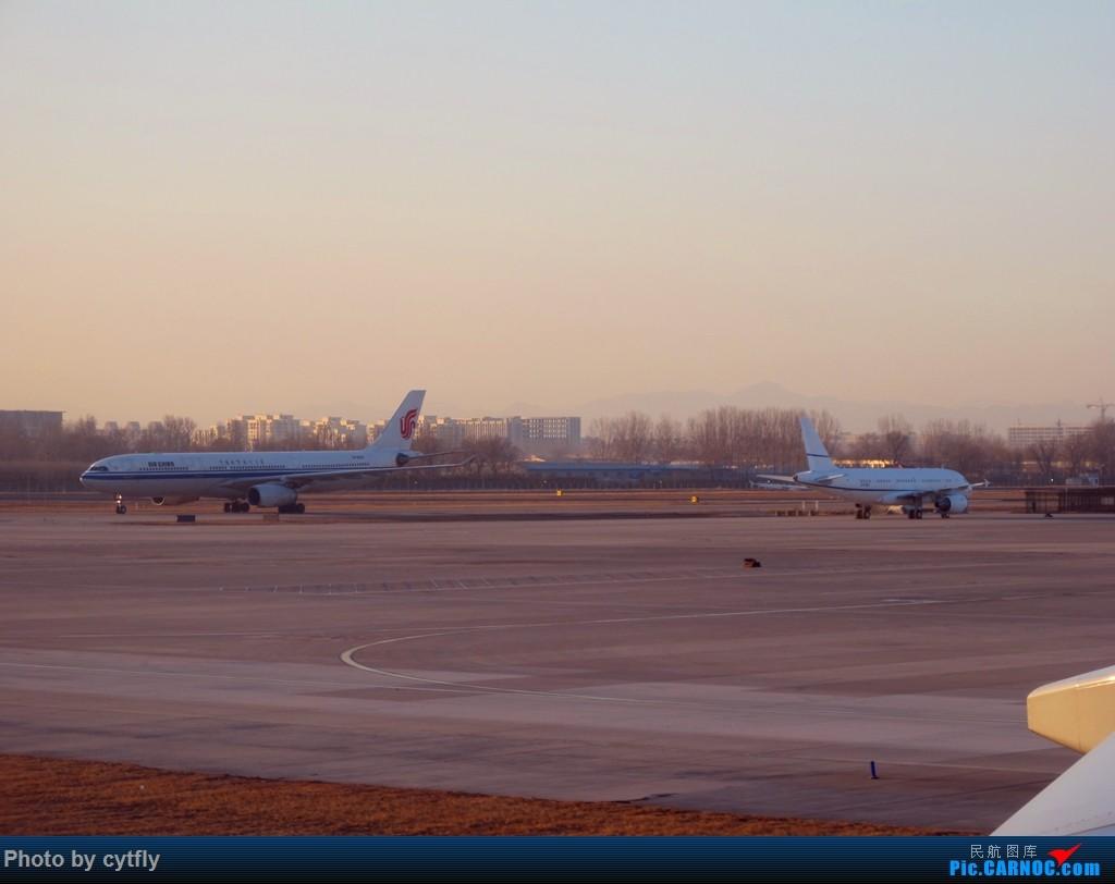 Re:[原创]SJW-SYX-PEK 三亚Holiday AIRBUS A330-300 B-6513 中国北京首都国际机场