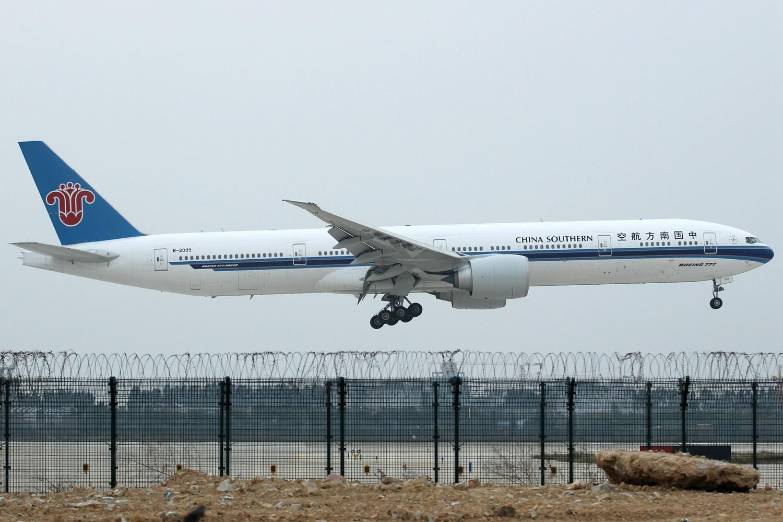 Re:[原创]《Simon游记》第三季第一集 黄昏航班CZ3113 CAN-PEK B777-300ER 第二次搭乘B-2099 原本以为完美的旅程画的却是不圆满的句号 BOEING 777-300ER B-2099 中国广州白云国际机场