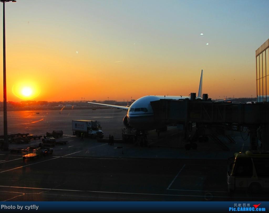 Re:[原创]SJW-SYX-PEK 三亚Holiday BOEING 777-300ER B-2046 中国北京首都国际机场