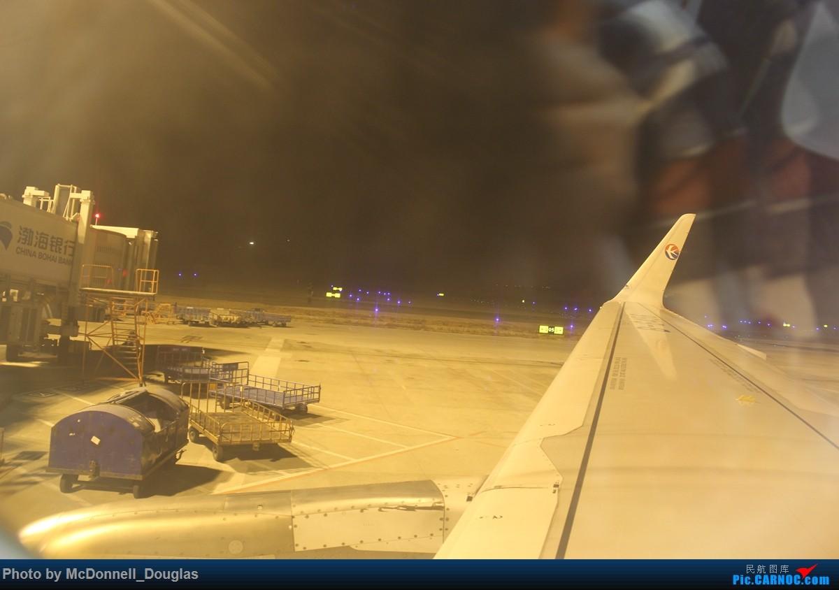 Re:[原创]【上海飞友会】迟来的游记,这么短的夜航纯是为了刷航段的呀 ZSPD-ZSNJ viaCES2882 小飞机有奖必回 AIRBUS A319-100 B-6456 中国南京禄口国际机场