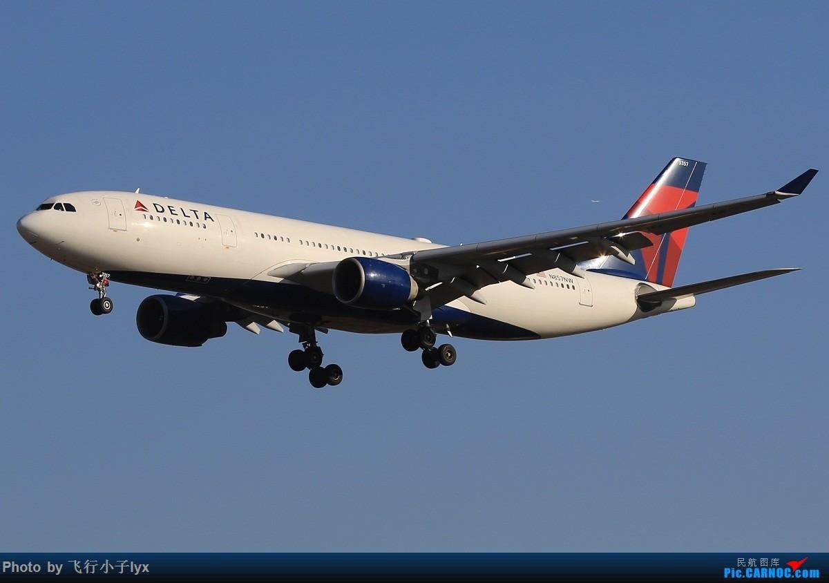 Re:[原创]数月没去机场,为了枫叶国787呆了一下午【43P】 AIRBUS A330-200 N857NW 中国北京首都国际机场