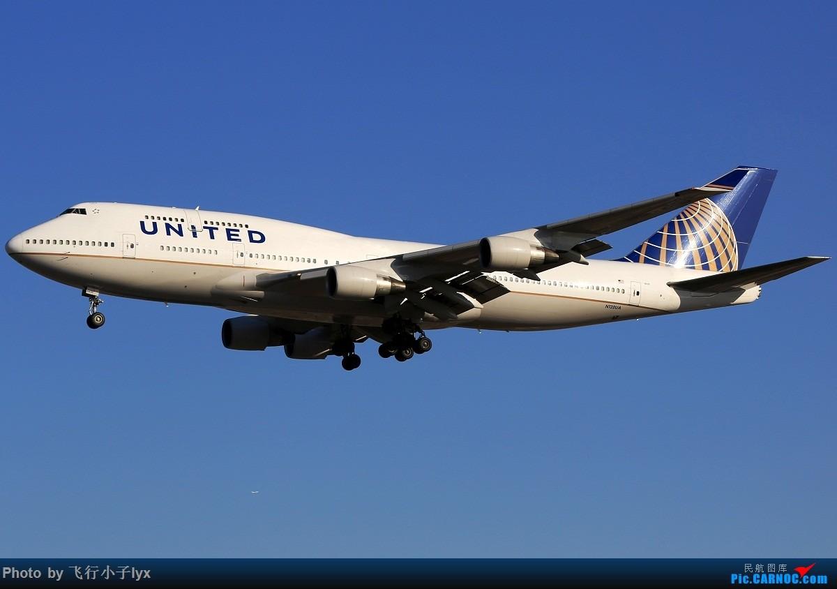 Re:[原创]数月没去机场,为了枫叶国787呆了一下午【43P】 BOEING 747-400 N120UA 中国北京首都国际机场