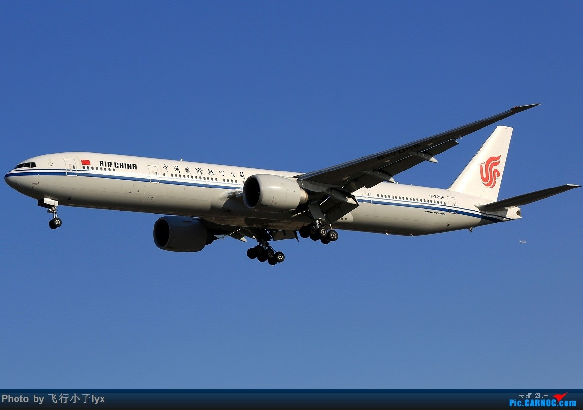 Re:[原创]数月没去机场,为了枫叶国787呆了一下午【43P】 BOEING 777-300ER B-2086 中国北京首都国际机场