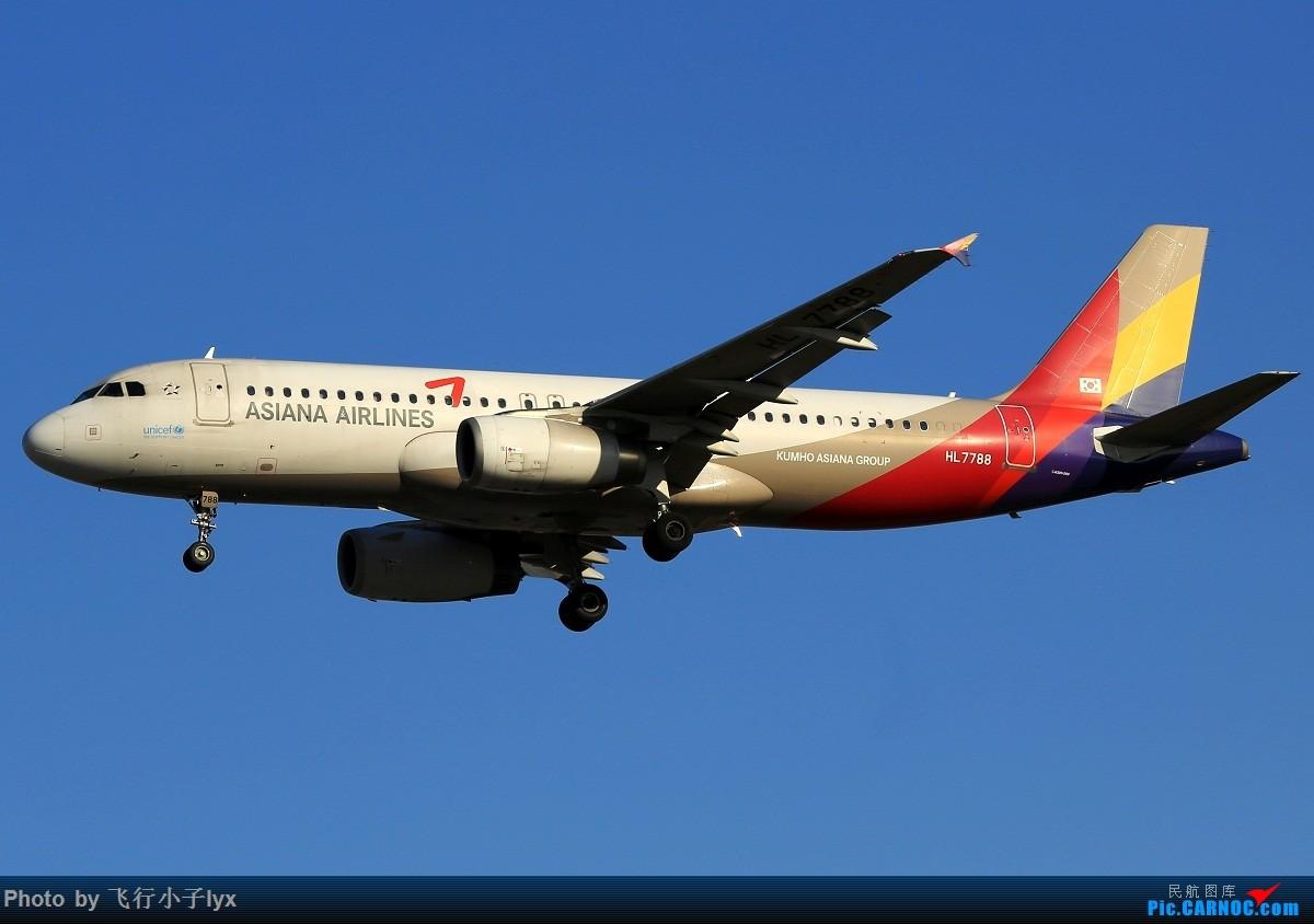 Re:[原创]数月没去机场,为了枫叶国787呆了一下午【43P】 AIRBUS A320-200 HL7788 中国北京首都国际机场
