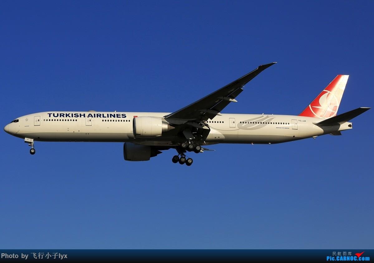 Re:[原创]数月没去机场,为了枫叶国787呆了一下午【43P】 BOEING 777-300ER TC-JJK 中国北京首都国际机场