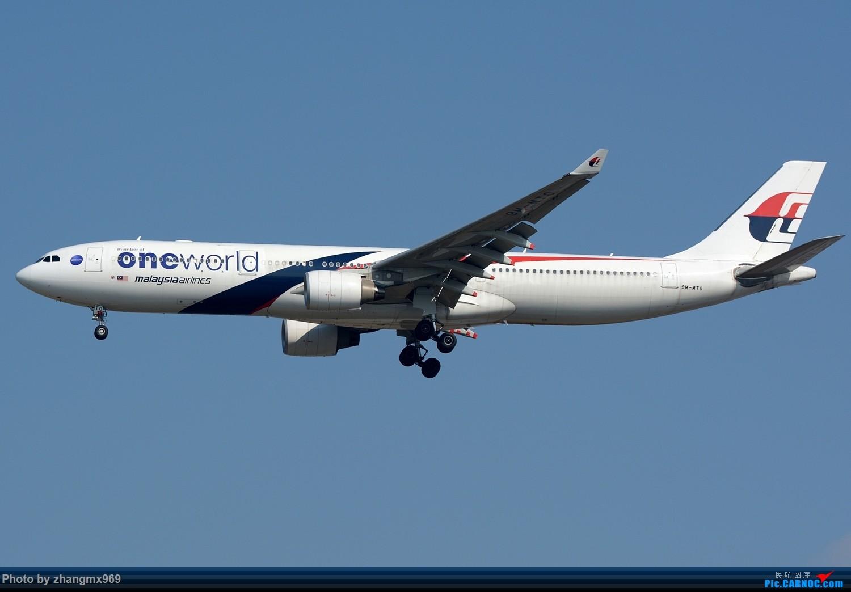 Re:[原创]蓝天下的OW AIRBUS A330-300 9M-MTO 中国上海浦东国际机场