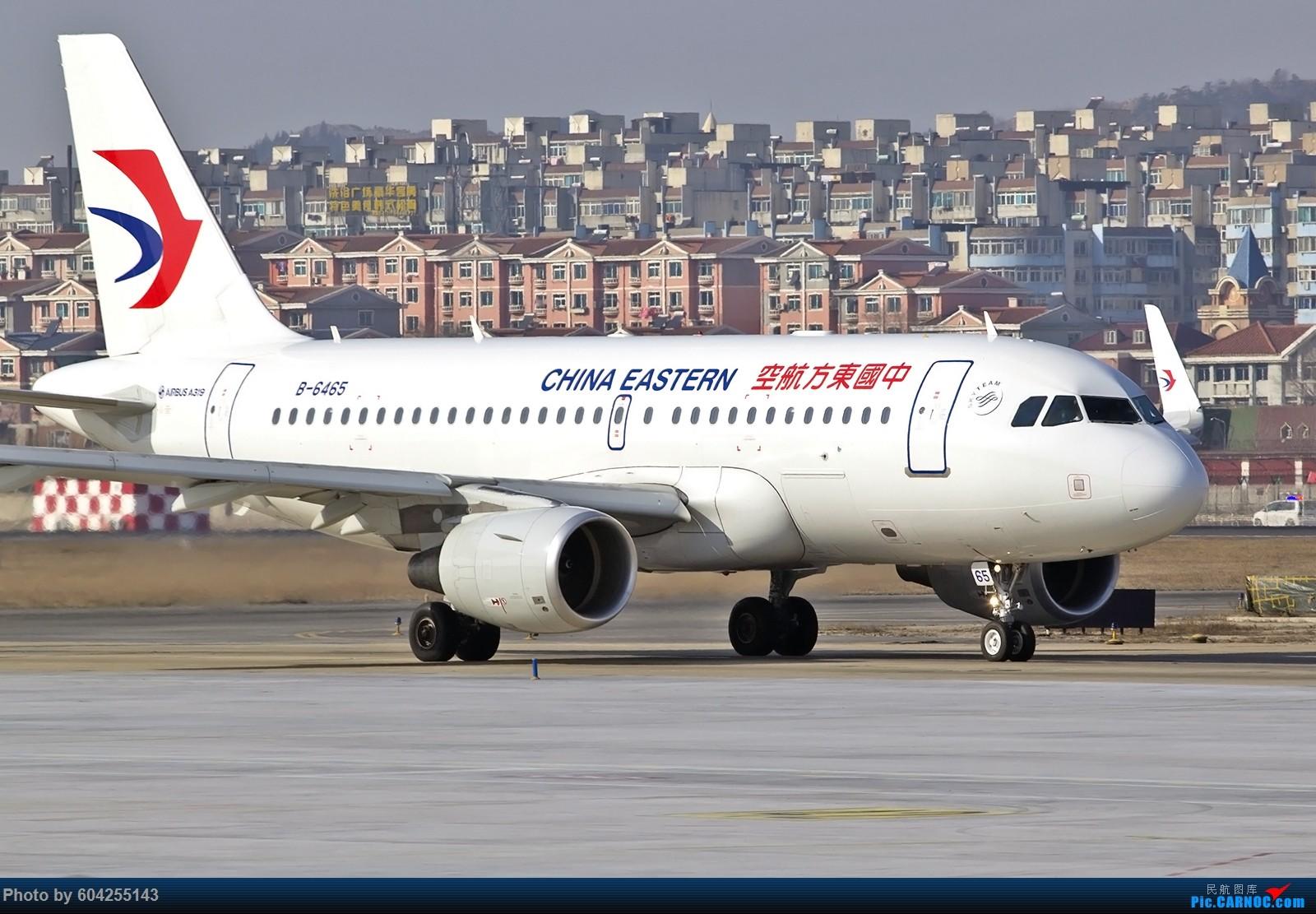 Re:[原创]2015年2月持续贴 AIRBUS A319-100 B-6465 中国大连周水子国际机场