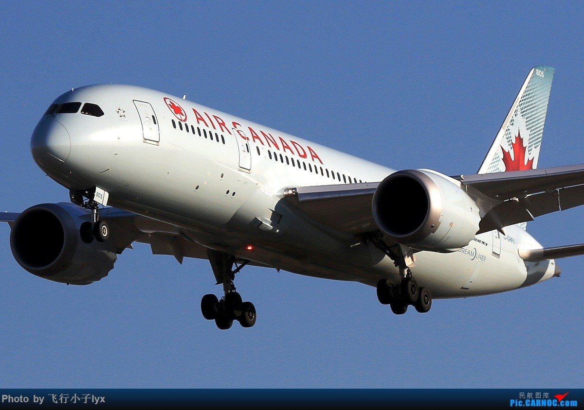 Re:[原创]数月没去机场,为了枫叶国787呆了一下午【43P】 BOEING 787-8 C-GHPX 中国北京首都国际机场