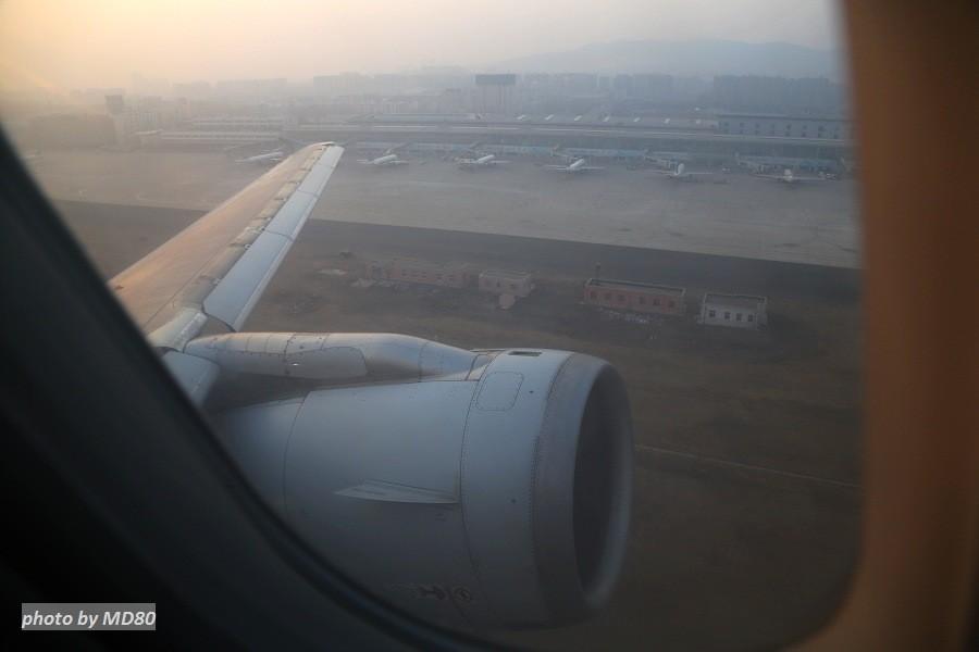 Re:[原创][80飞行游记]大连-济南-兰州-济南-大连9小时飞行游记