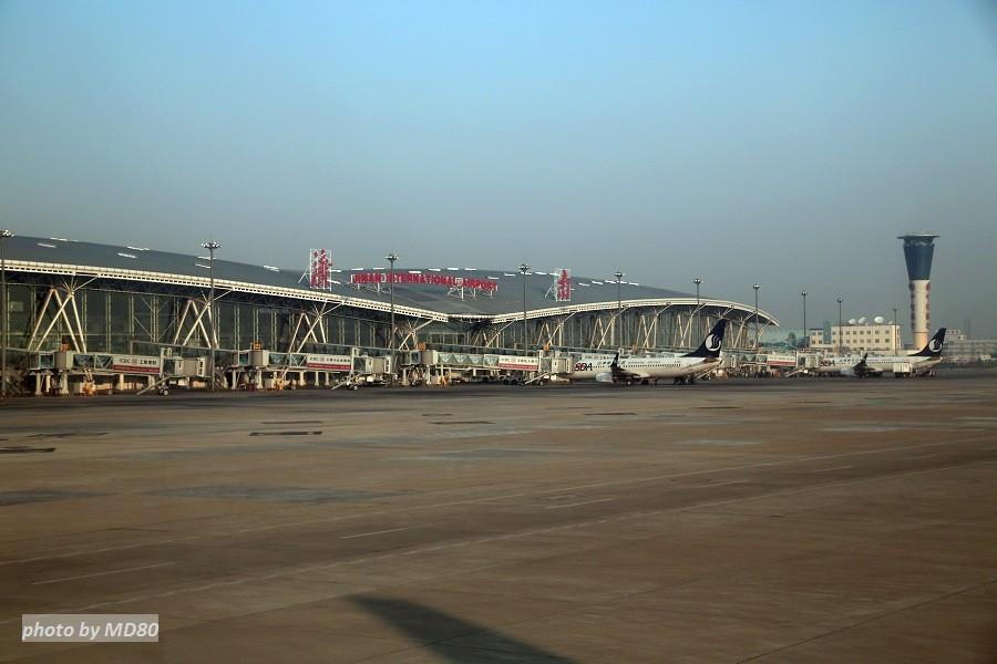 Re:[原创][80飞行游记]大连-济南-兰州-济南-大连9小时飞行游记    中国济南遥墙国际机场