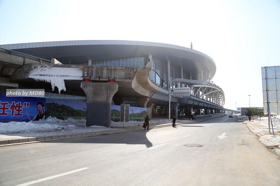 Re:[原创][80飞行游记]大连-济南-兰州-济南-大连9小时飞行游记    中国兰州中川国际机场