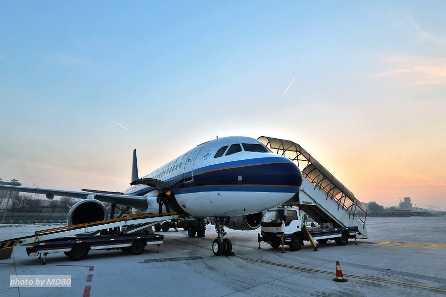Re:[原创][80飞行游记]大连-济南-兰州-济南-大连9小时飞行游记    中国大连周水子国际机场