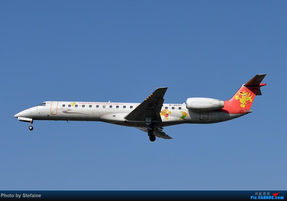 Re:[原创]小年-DLC EMBRAER ERJ-145 B-3031 中国大连周水子国际机场